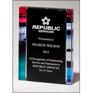 Standup Premium Acrylic Award A7035