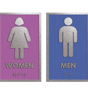 Different Zinc Plaques