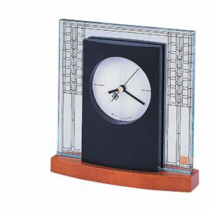 B7750 Glasner House Frank Lloyd Wright Clock