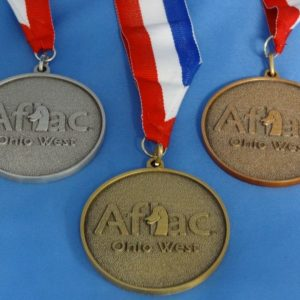 Pewter Medals