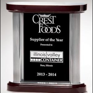 Premium Series Glass Award G2692