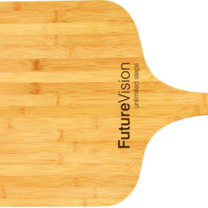 Bamboo Pizza Cutting Board GFT222