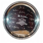 Hand Engravable Signature Tray