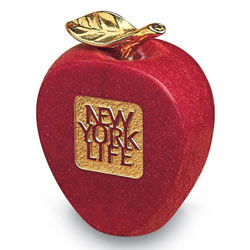 Newton's Apple Paperweight