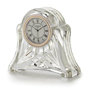 Waterford Crystal Abbey Clock