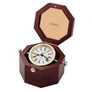 Bulova Captain's Clock B7910