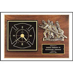 Engraved Clock Plaques