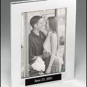 FR80 Polished Aluminum Picture Frame