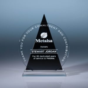 Icon Award Black