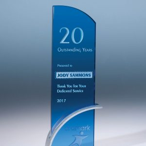 Optimist Blue Award