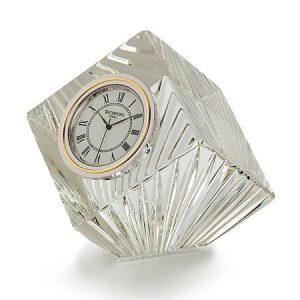 Waterford Crystal Meridian Clock