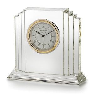 Waterford Crystal Metropolitan Clock