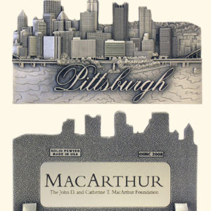 Pewter City Replicas - Pittsburgh
