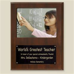 Photo Holder Plaque 8236.9
