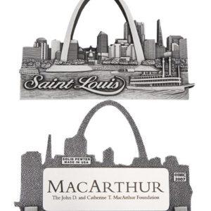 Pewter City Replicas - Saint Louis