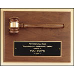 Star, Gavel & Eagle Plaques