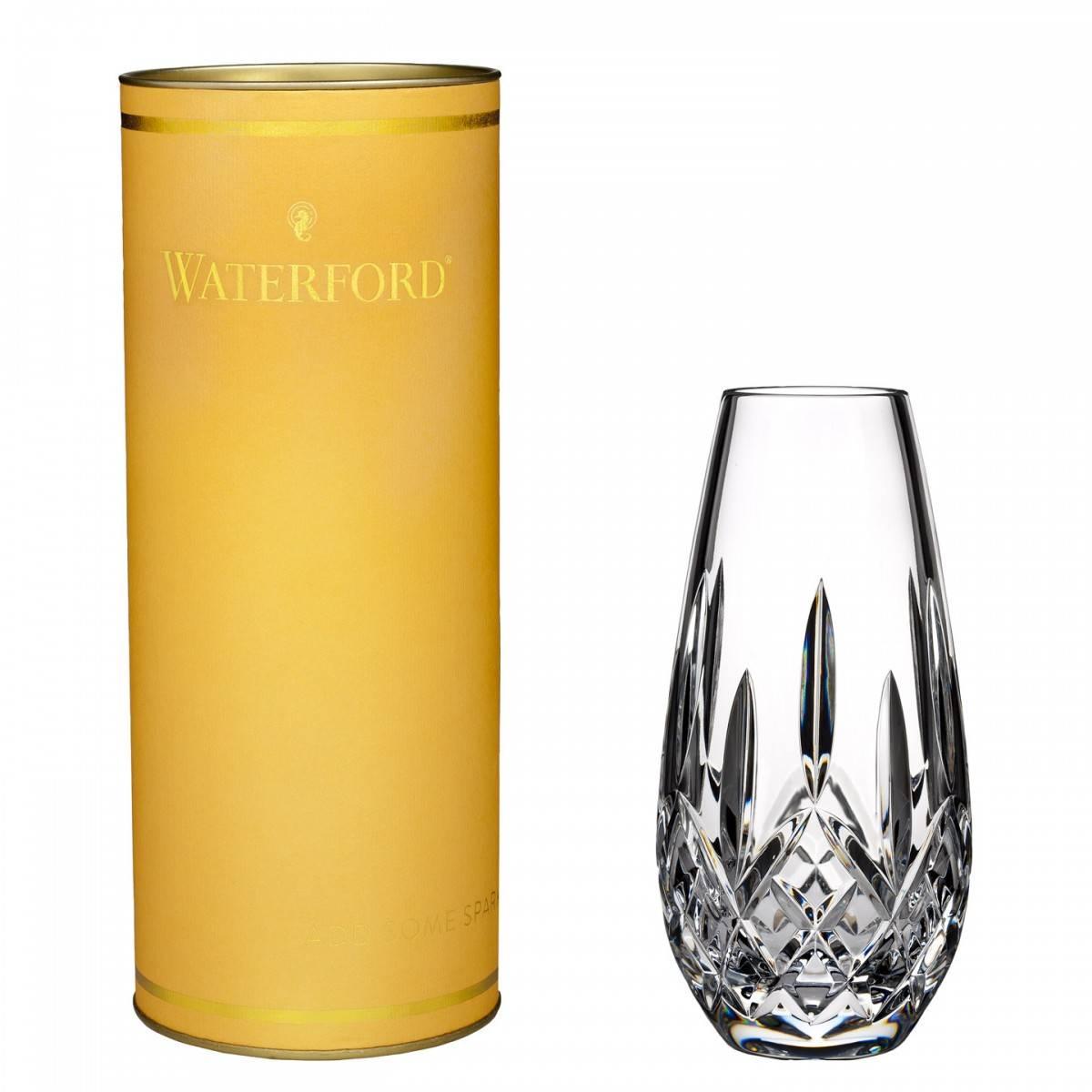 Giftology Lismore Honey 6in Bud Vase