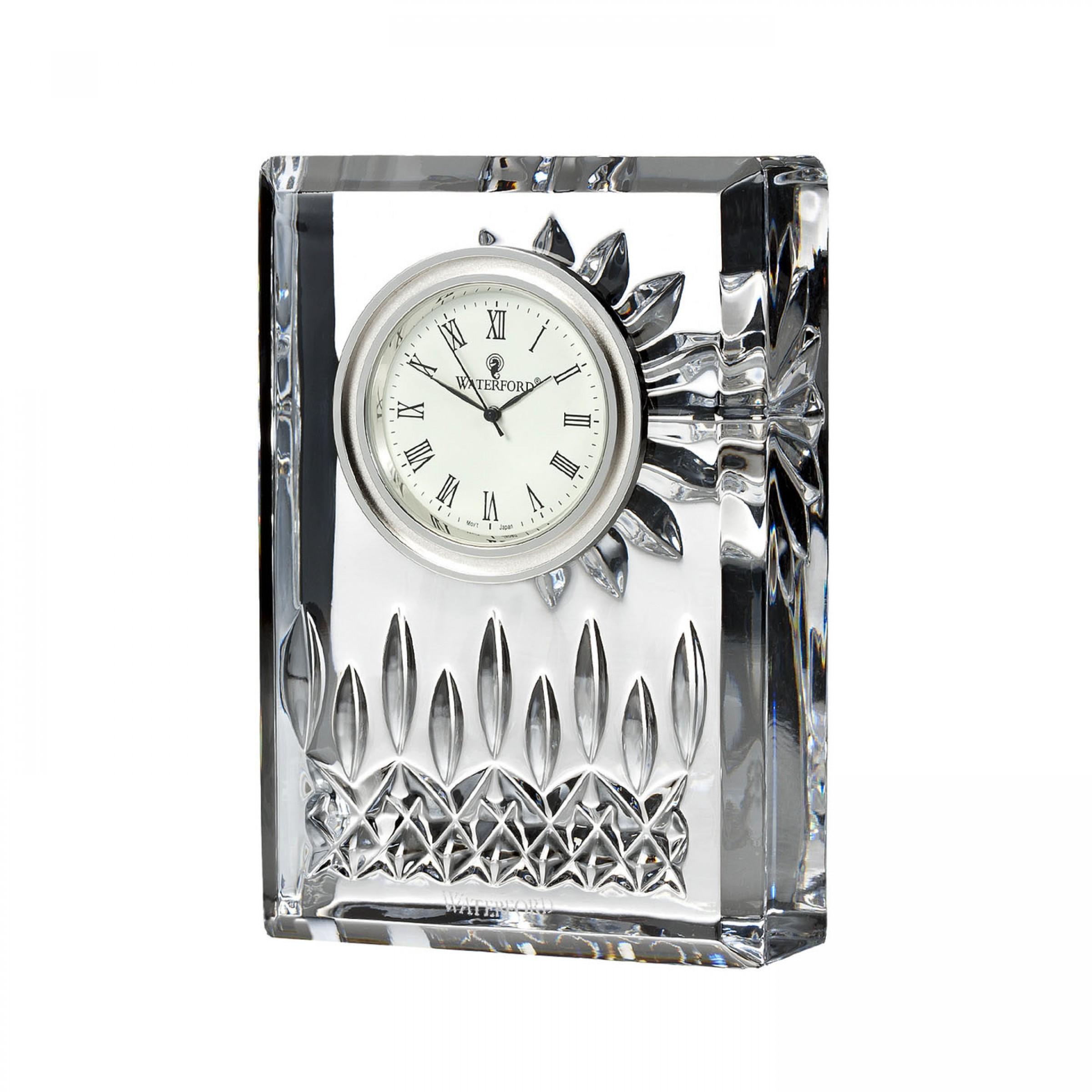 Waterford Lismore 4in Clock