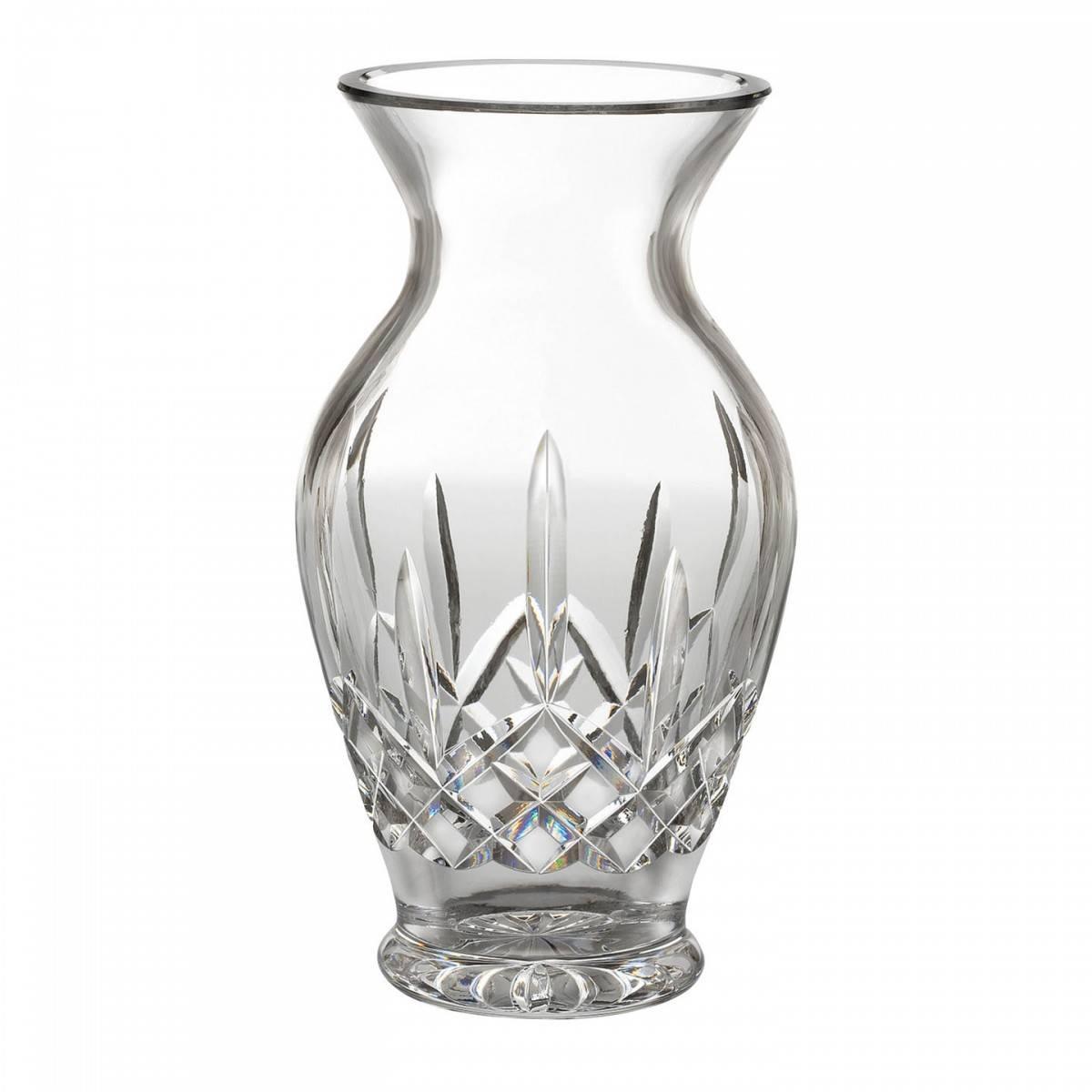 Lismore 10in Vase