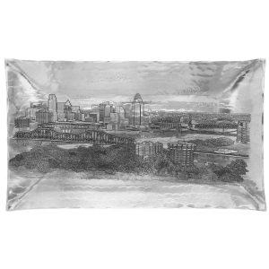 Cincinnati Skyline Hudson Tray